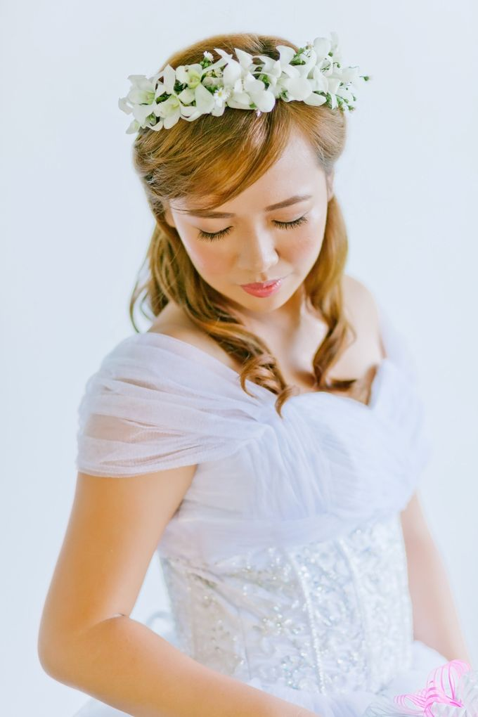 Real Brides by Melody Tinoy Makeup Artist - 022
