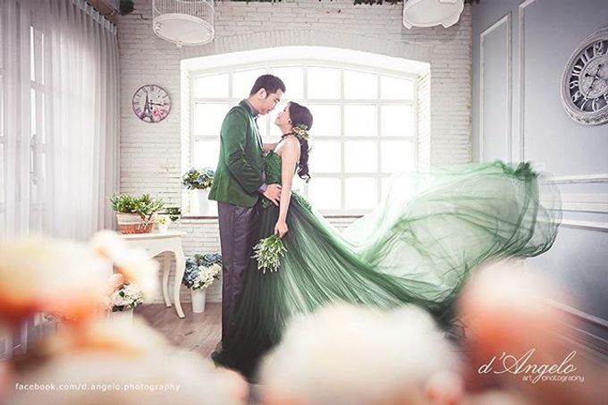 Pre Wedding by d'Angelo art Photography - 002