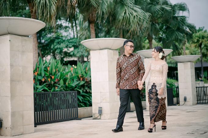 Engagement of Nida + Gagah by PECULIAR CREATIVE - 005