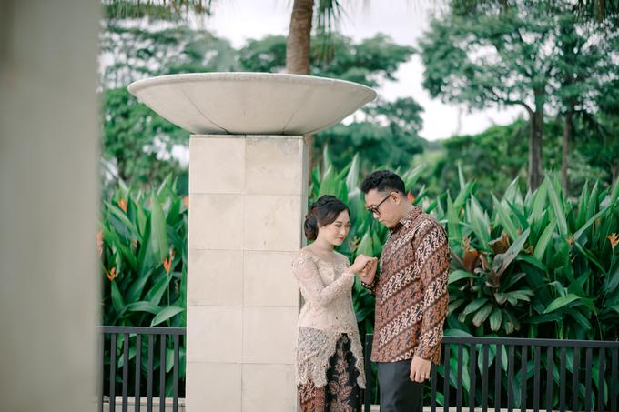 Engagement of Nida + Gagah by PECULIAR CREATIVE - 010