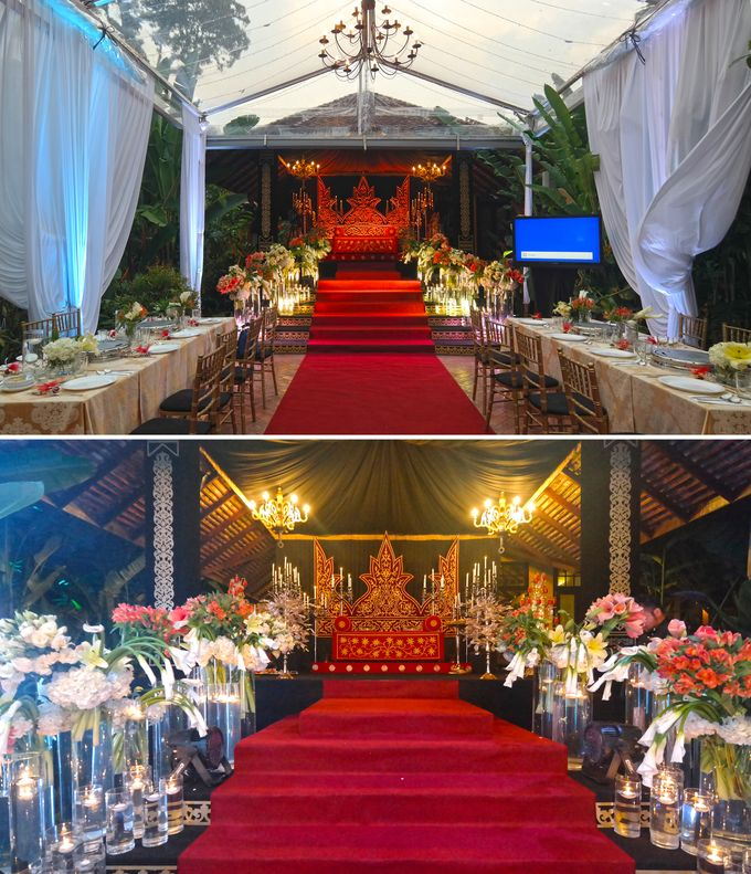 Traditional theme wedding by ZURIEE AHMAD CONCEPTS SDN BHD - 013