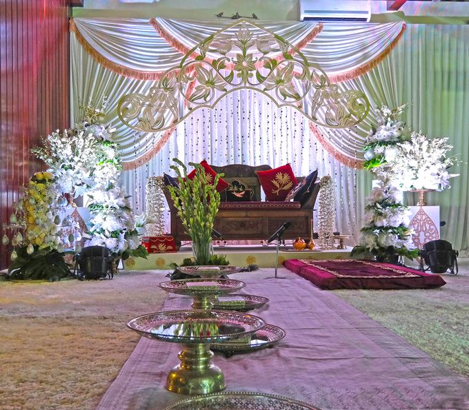 Traditional theme wedding by ZURIEE AHMAD CONCEPTS SDN BHD - 002