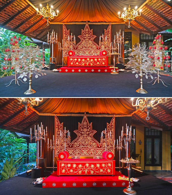 Traditional theme wedding by ZURIEE AHMAD CONCEPTS SDN BHD - 014