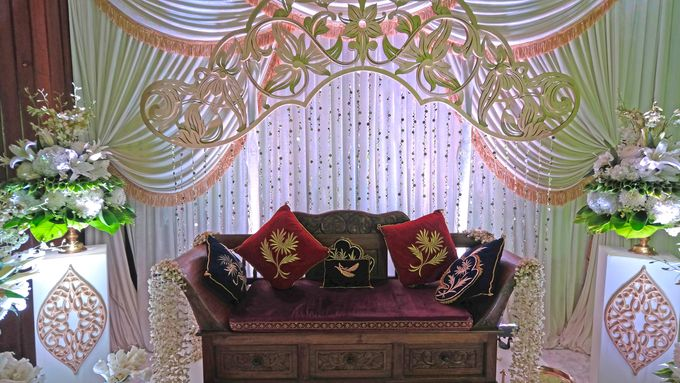 Traditional theme wedding by ZURIEE AHMAD CONCEPTS SDN BHD - 003