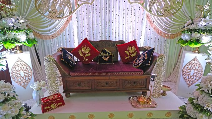 Traditional theme wedding by ZURIEE AHMAD CONCEPTS SDN BHD - 004