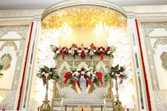 Dona & Pras by Charissa Event & Wedding Decoration - 002