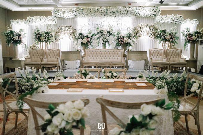 Saki & Agra Wedding 22 Dec 2018 by Sheraton Bandung Hotel & Towers - 003
