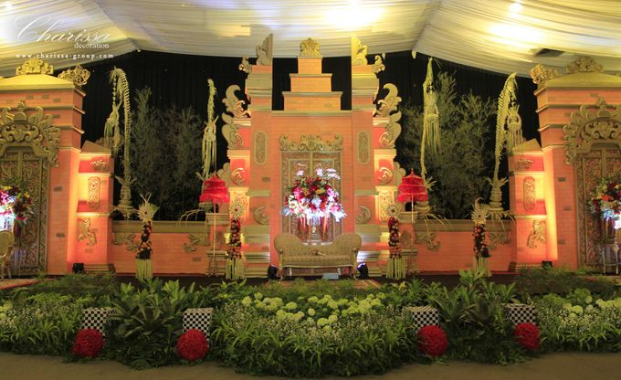 Dekorasi Adat Bali - Balai Kartini by Charissa Event & Wedding Decoration - 001