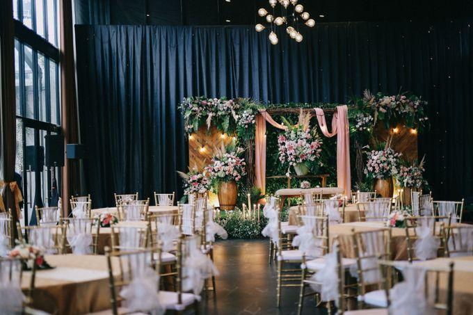 The Wedding Ita & Petri by AVIARY Bintaro - 008