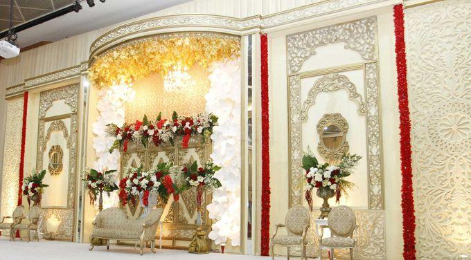 Dona & Pras by Charissa Event & Wedding Decoration - 001