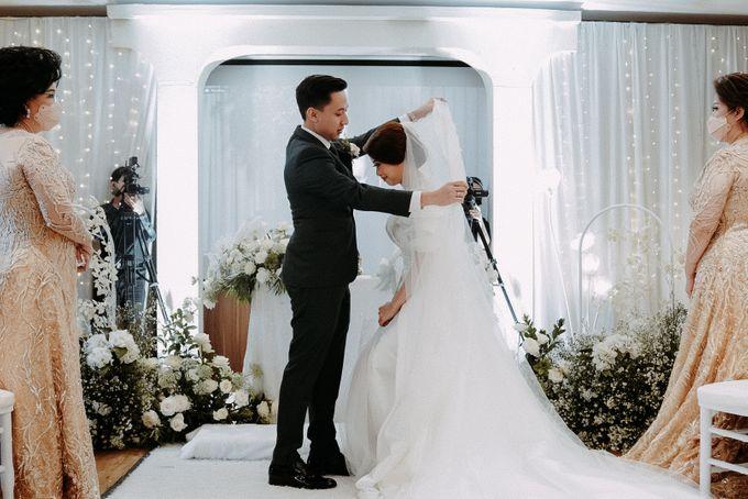 Glen & Felienda Wedding Decoration by Valentine Wedding Decoration - 012