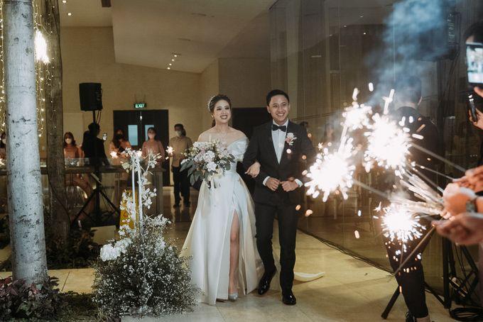 Glen & Felienda Wedding Decoration by Valentine Wedding Decoration - 009