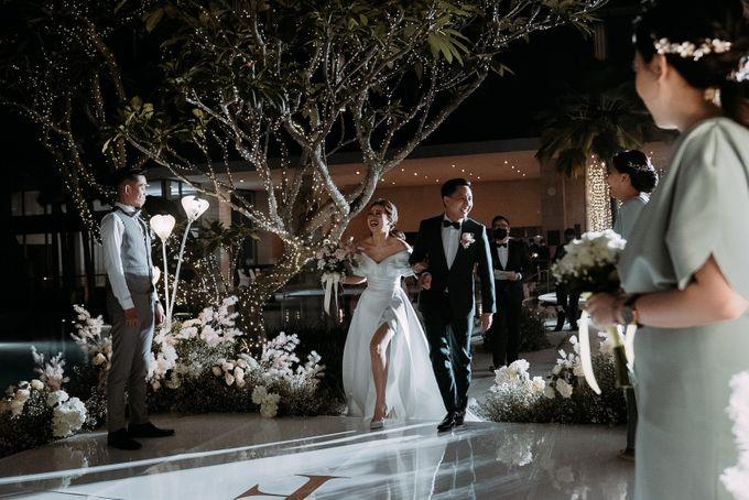 Glen & Felienda Wedding Decoration by Valentine Wedding Decoration - 008