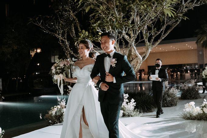 Glen & Felienda Wedding Decoration by Valentine Wedding Decoration - 003
