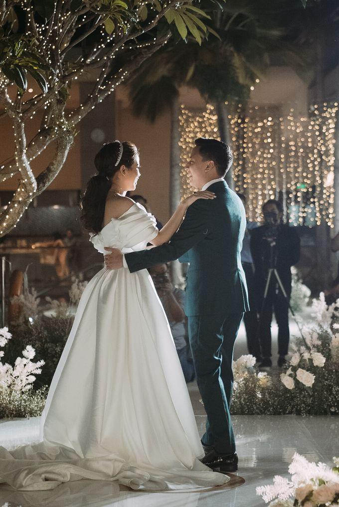 Glen & Felienda Wedding Decoration by Valentine Wedding Decoration - 007