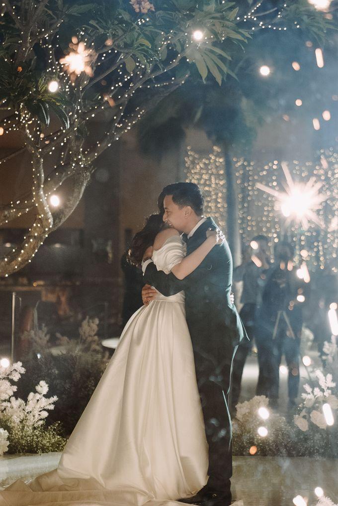Glen & Felienda Wedding Decoration by Valentine Wedding Decoration - 006