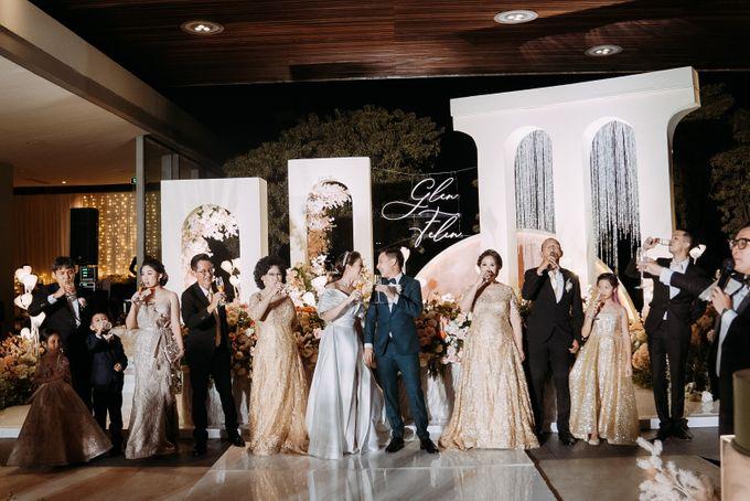 Glen & Felienda Wedding Decoration by Valentine Wedding Decoration - 001