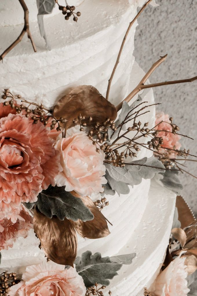 The Wedding of Winson & Jennifer by KAIA Cakes & Co. - 026