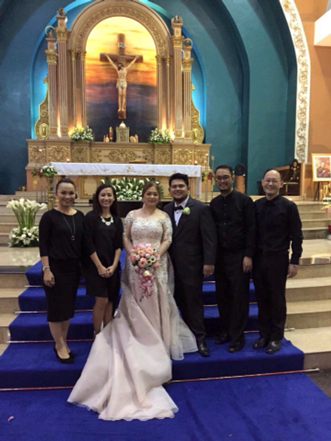 Ceremony: Salas-Cerdeña Nuptials by Perfect Fourth - 001