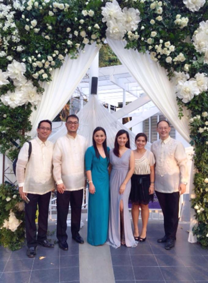 Ceremony: Uy-Dela Peña Nuptials by Perfect Fourth - 002