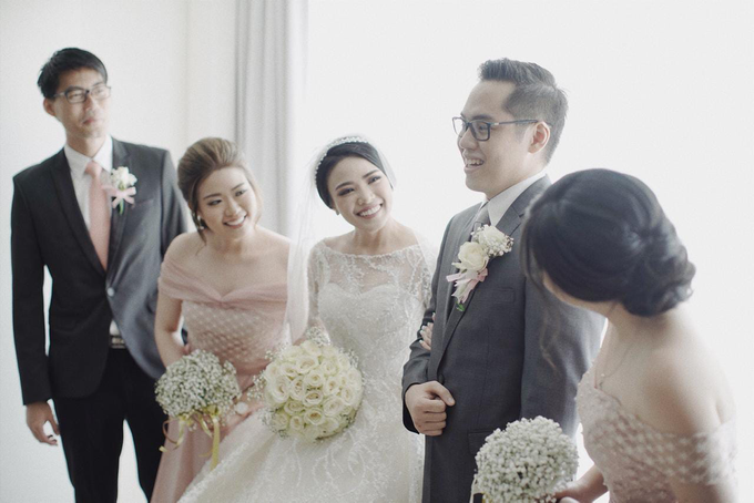 Wedding of William Febelin by Perfect Wedding Organizer / Perfect WO - 002