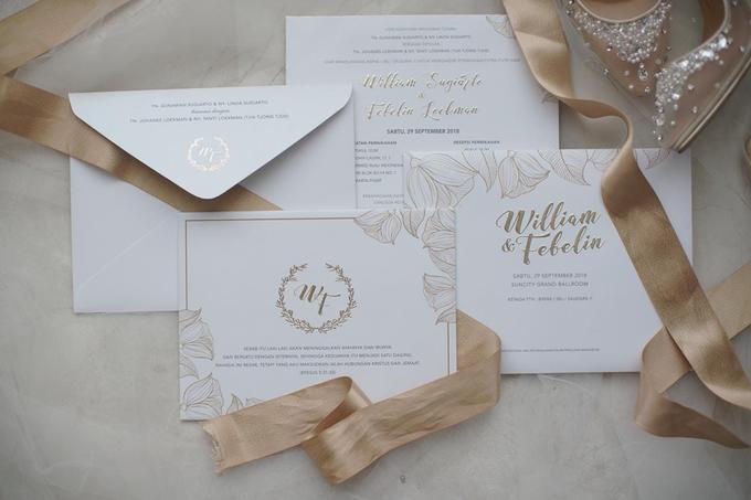 Wedding of William Febelin by Perfect Wedding Organizer / Perfect WO - 001