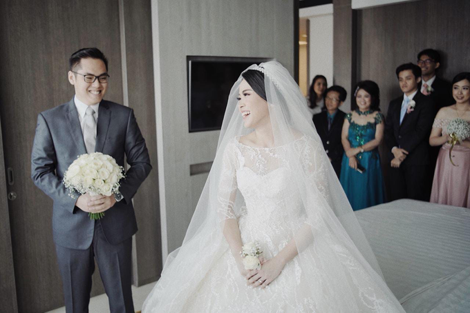 Wedding of William Febelin by Perfect Wedding Organizer / Perfect WO - 003