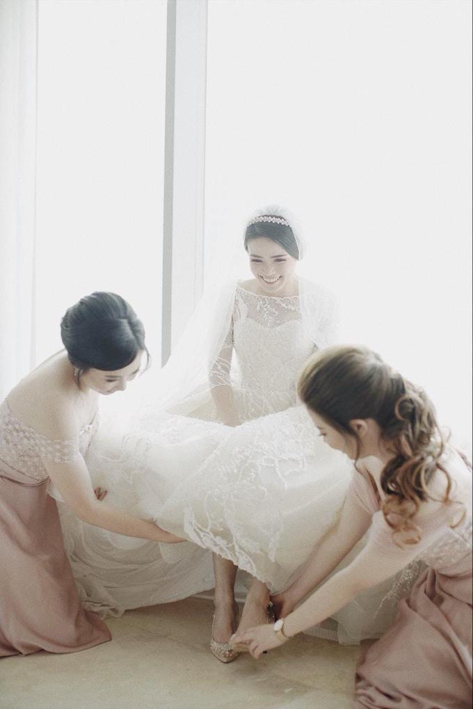 Wedding of William Febelin by Perfect Wedding Organizer / Perfect WO - 011