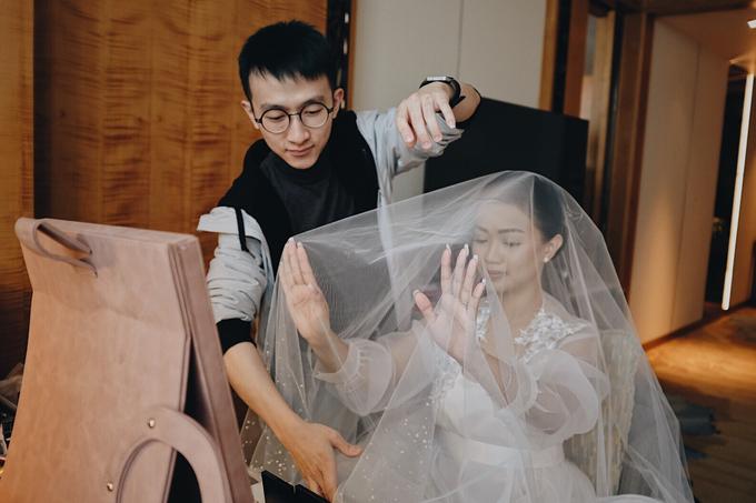 Wedding Ferdy & Meryyana by Mimi kwok makeup artist - 001