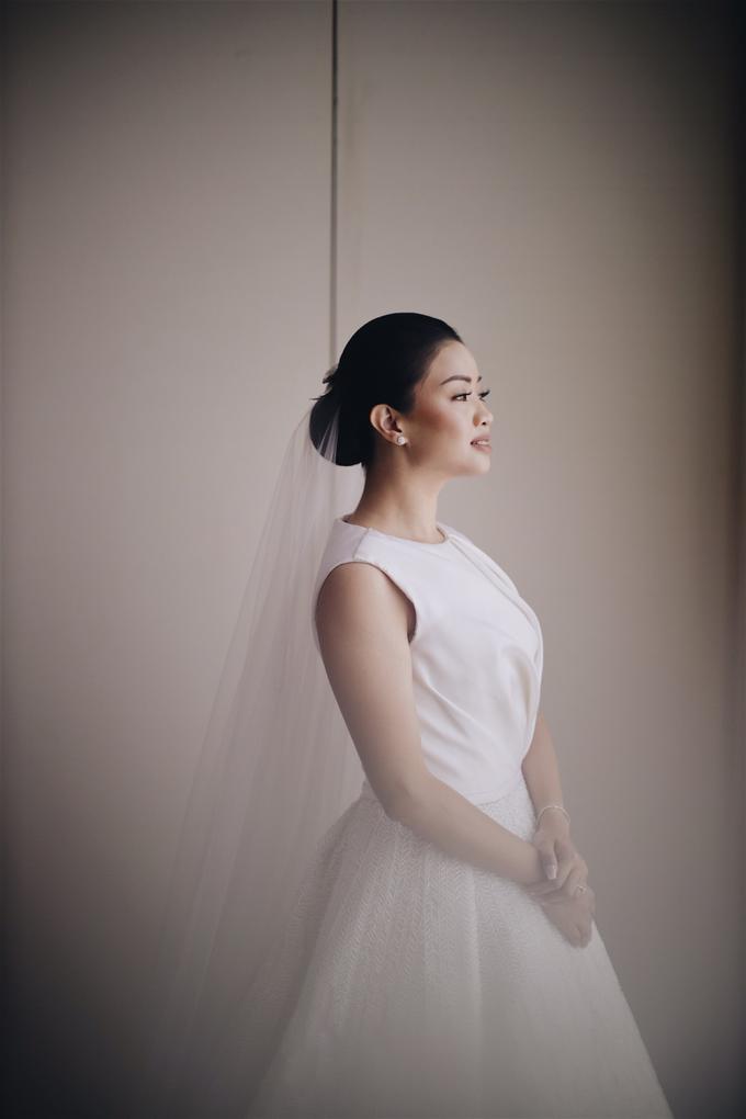 Wedding Ferdy & Meryyana by Mimi kwok makeup artist - 005