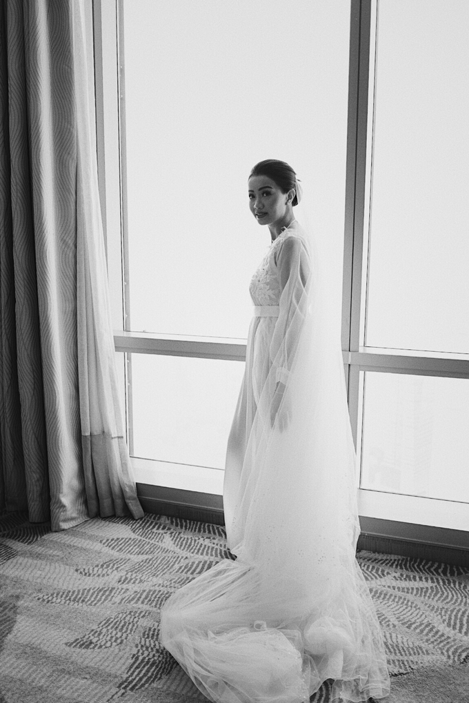 Wedding Ferdy & Meryyana by Mimi kwok makeup artist - 003