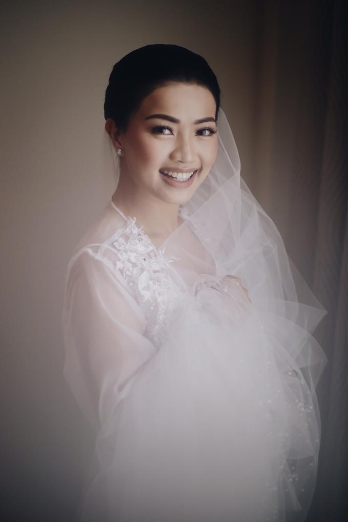 Wedding Ferdy & Meryyana by Mimi kwok makeup artist - 002