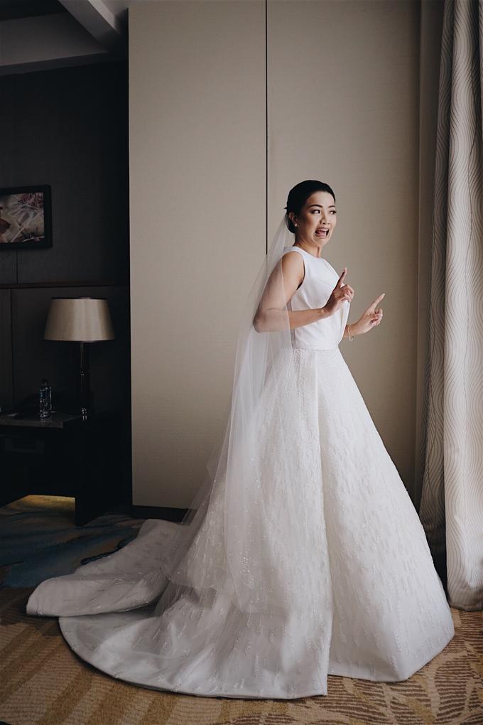 Wedding Ferdy & Meryyana by Mimi kwok makeup artist - 008