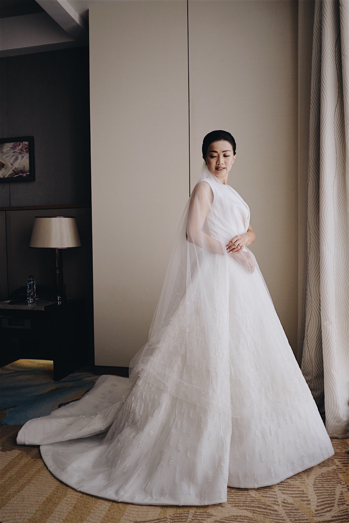 Wedding Ferdy & Meryyana by Mimi kwok makeup artist - 007