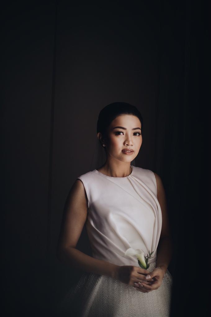 Wedding Ferdy & Meryyana by Mimi kwok makeup artist - 013