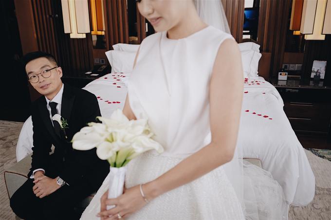 Wedding Ferdy & Meryyana by Mimi kwok makeup artist - 015