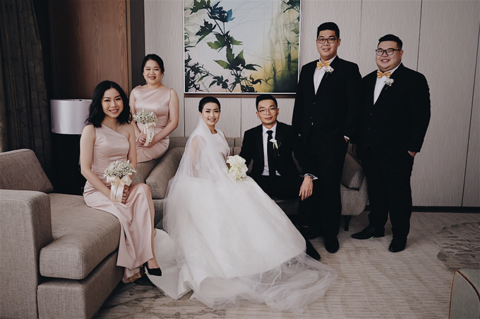 Wedding Ferdy & Meryyana by Mimi kwok makeup artist - 016