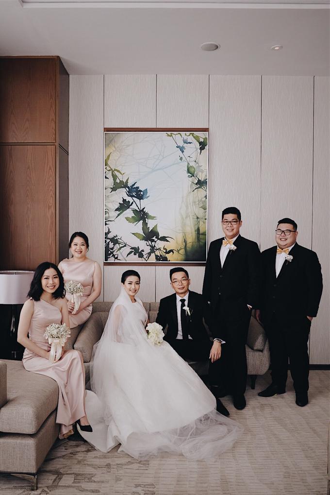 Wedding Ferdy & Meryyana by Mimi kwok makeup artist - 017