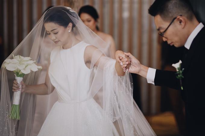 Wedding Ferdy & Meryyana by Mimi kwok makeup artist - 018