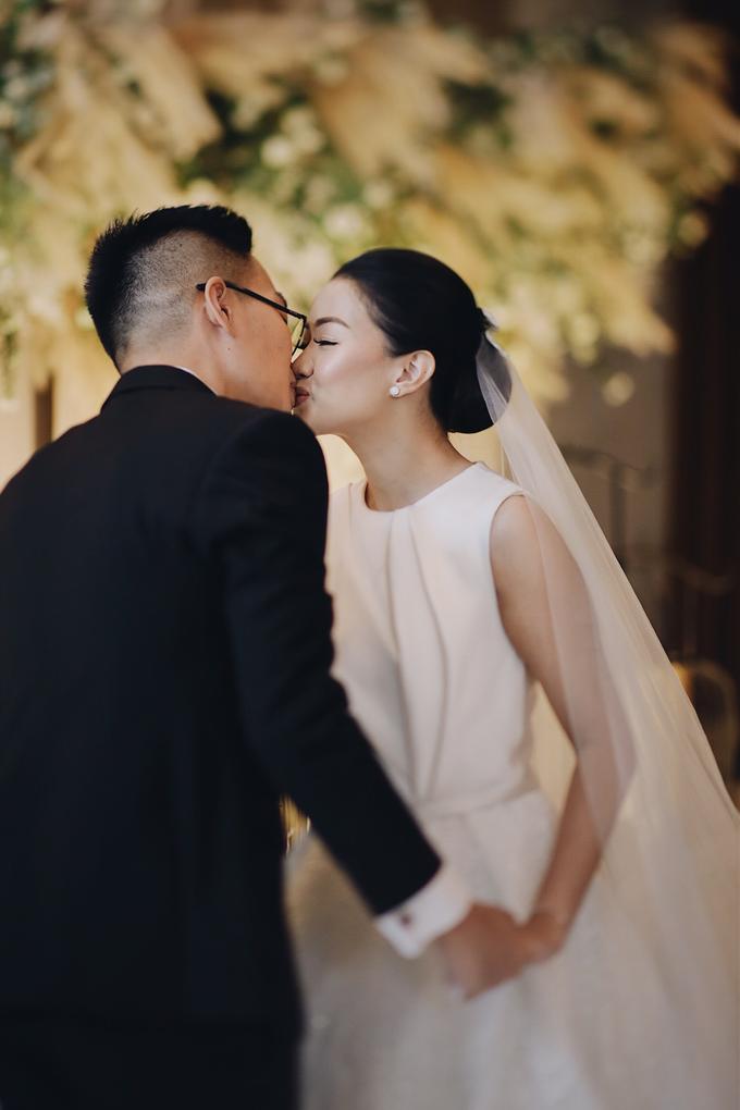 Wedding Ferdy & Meryyana by Mimi kwok makeup artist - 019