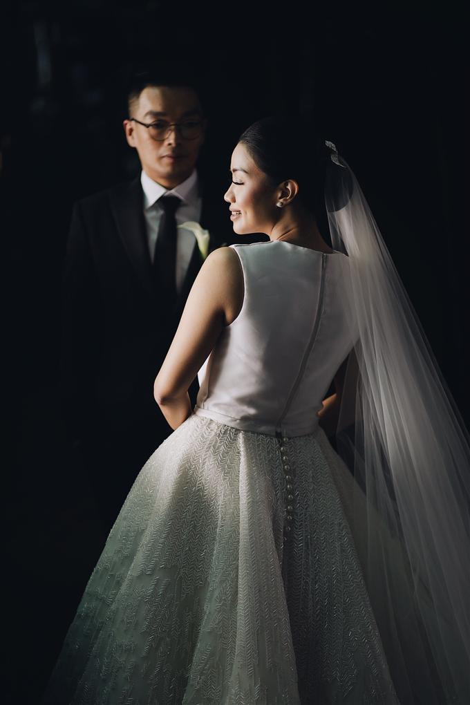 Wedding Ferdy & Meryyana by Mimi kwok makeup artist - 022