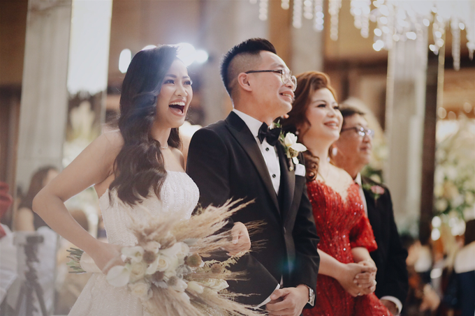 Wedding Ferdy & Meryyana by Mimi kwok makeup artist - 023
