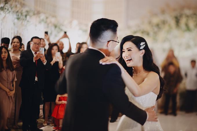 Wedding Ferdy & Meryyana by Mimi kwok makeup artist - 024