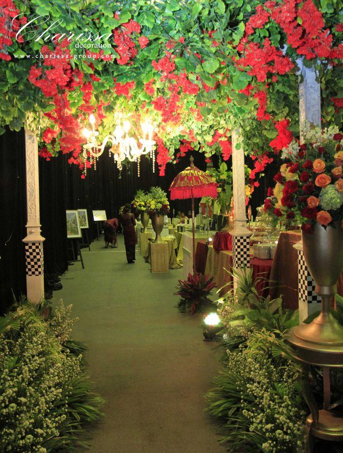 Dekorasi Adat Bali - Balai Kartini by Charissa Event & Wedding Decoration - 004