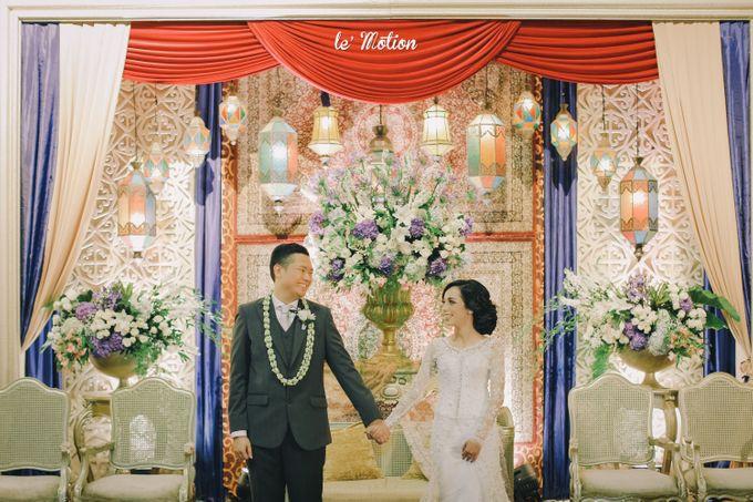Ikhsan & Diba Pernikahan Adat Batak Mandailing by Le Motion - 021