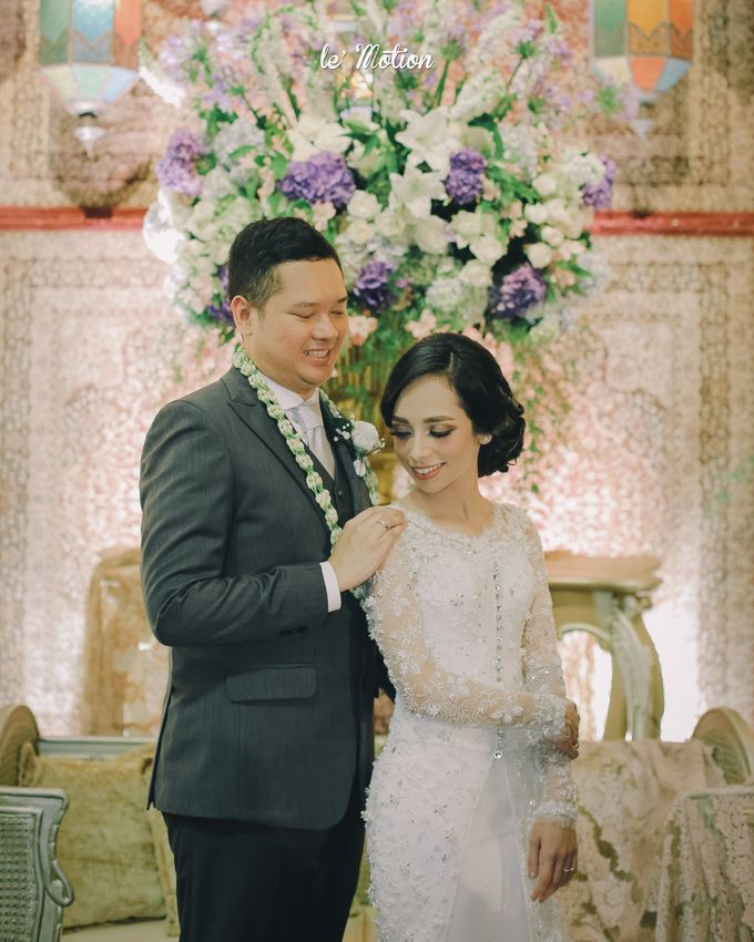 Ikhsan & Diba Pernikahan Adat Batak Mandailing by Le Motion - 023