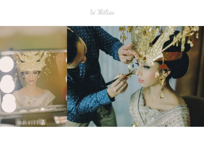Ikhsan & Diba Pernikahan Adat Batak Mandailing by Le Motion - 025