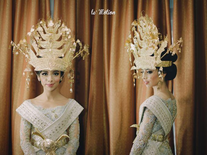Ikhsan & Diba Pernikahan Adat Batak Mandailing by Le Motion - 026