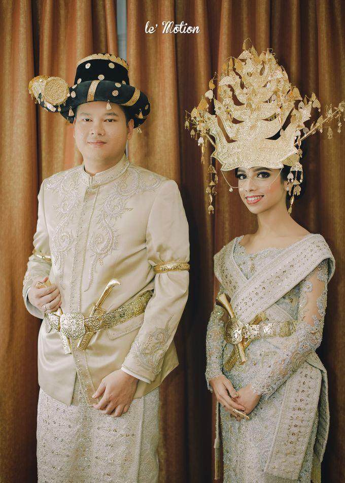 Ikhsan & Diba Pernikahan Adat Batak Mandailing by Le Motion - 027