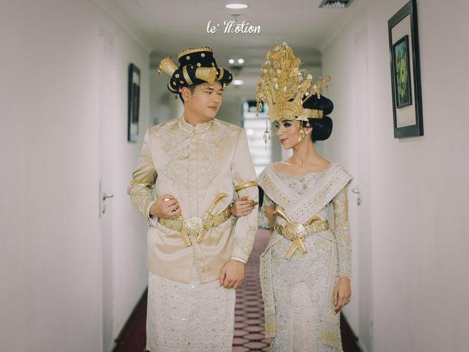 Ikhsan & Diba Pernikahan Adat Batak Mandailing by Le Motion - 028